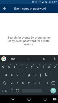 IATA EVENTS screenshot 1