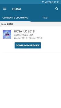 HOSA screenshot 1