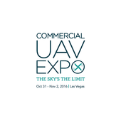 Commercial UAV Expo icon