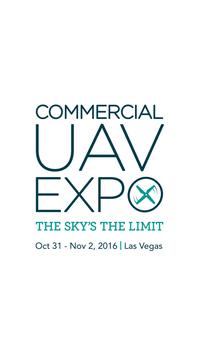 Commercial UAV Expo poster