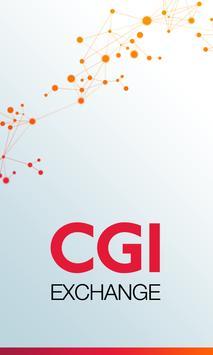 CGI Exchange poster