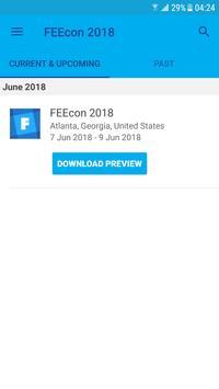 FEEcon 2018 poster