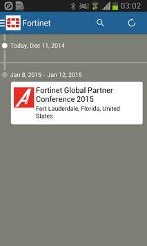 Fortinet apk screenshot