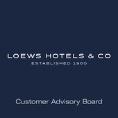 Loews Hotels & Co. CAB icon