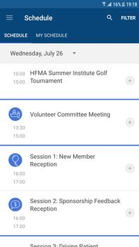 GA HFMA 2017 Summer Institute screenshot 2
