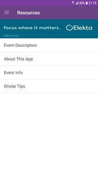 ASRT Events apk screenshot