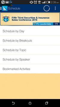 FTS Sales Conference 2015 apk screenshot