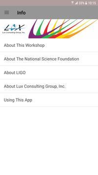 Large Facilities Workshop 2017 apk screenshot