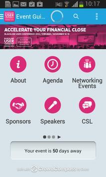 BlackLine User Conference 2014 apk screenshot