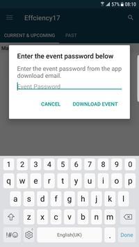 Efficiency 2017 apk screenshot