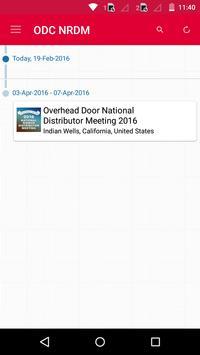 Overhead Door NRDM poster