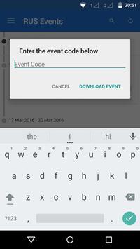 Randstad Events apk screenshot