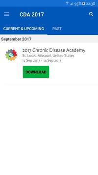 NACDD Chronic Disease Academy poster