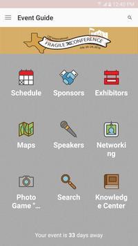 NFXF Conferences apk screenshot