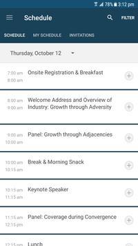 Greenwich Associates Events apk screenshot