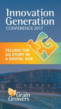 Innovation Generation 2017 poster