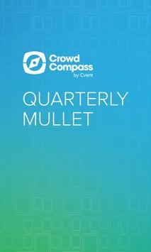 Quarterly Mullet poster