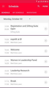 espnW: Women + Sports Summit screenshot 2
