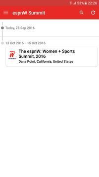 espnW: Women + Sports Summit apk screenshot