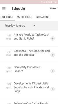 InterAction Events apk screenshot