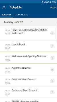 AgGateway Events apk screenshot