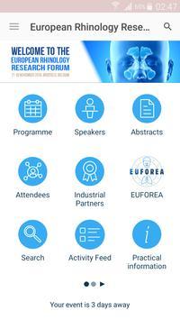 EUFOREA Events apk screenshot