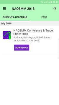 NAOSMM 2018 apk screenshot