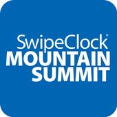 SwipeClock Mountain Summit icon
