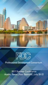 PDC Events poster