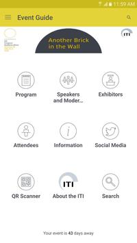 ITI Congresses screenshot 2