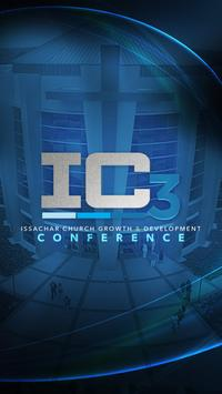 IC3 - Issachar Conference poster