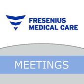 Fresenius Medical Care Meeting icon
