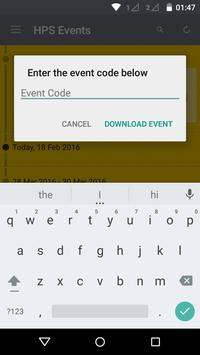 Hubbell Power Systems Events apk screenshot