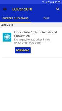 Lions Clubs International LCICon screenshot 1