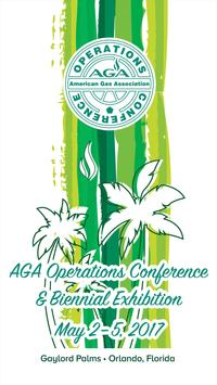 AGA Operations Conference poster