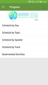 AGA Operations Conference apk screenshot