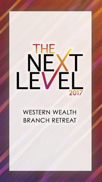 Western Wealth Branch Retreat poster