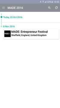 MADE: Entrepreneur Festival apk screenshot