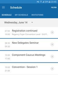 BCGEU Convention 2017 apk screenshot