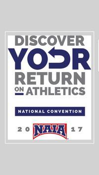 NAIA Meetings poster