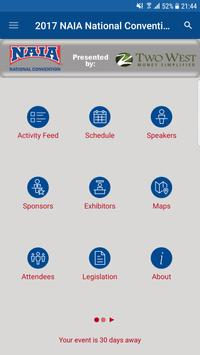 NAIA Meetings apk screenshot