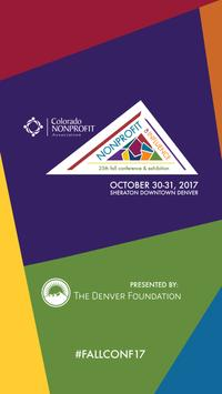2017 Fall Conference poster