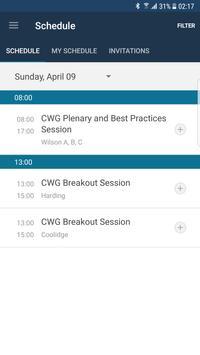 HPTN Meetings apk screenshot