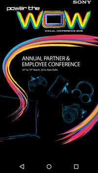 PowerTheWOW-Sony Annual Conf16 poster