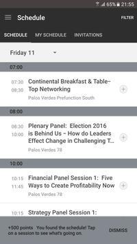 PRP Executive Forum apk screenshot