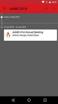 AAMD Annual Meeting screenshot 1