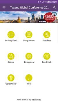 Taxand Global Conference screenshot 2