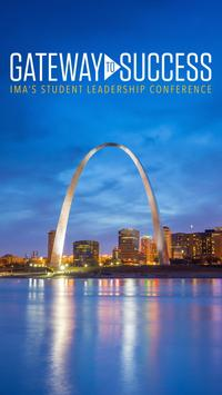 IMA Conferences poster