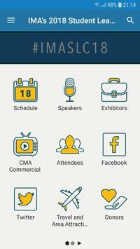 IMA Conferences screenshot 1