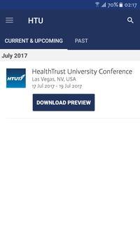 HTU Conference poster